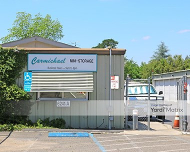 Storage Units for Rent available at 6241 Fair Oaks Blvd, Carmichael, CA 95608 Photo Gallery 1