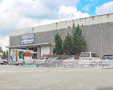 Storage Units for Rent available at 423 Dekalb Industrial Way, Decatur, GA 30030 Photo Gallery 1