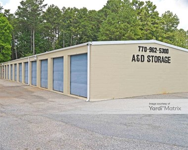 Storage Units for Rent available at 725 Scenic Hwy, Lawrenceville, GA 30046 Photo Gallery 1