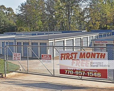 Storage Units for Rent available at 3300 Jodeco Road, Mcdonough, GA 30253 Photo Gallery 1