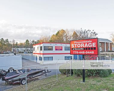 Storage Units for Rent available at 2370 Pleasantdale Road, Doraville, GA 30340 Photo Gallery 1