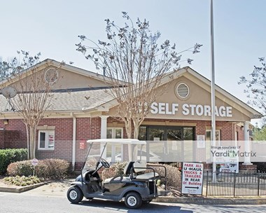 Storage Units for Rent available at 13700 Highway 9 North, Alpharetta, GA 30004 Photo Gallery 1