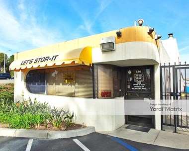 Storage Units for Rent available at 850 North Brookhurst Street, Anaheim, CA 92801 Photo Gallery 1