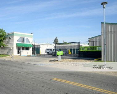 Storage Units for Rent available at 5051 Perry Avenue, Sacramento, CA 95820 Photo Gallery 1