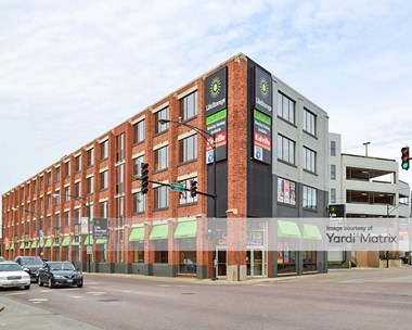Storage Units for Rent available at 1030 West North Avenue, Chicago, IL 60642 Photo Gallery 1