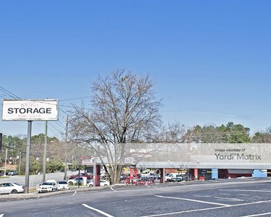 Storage Units for Rent available at 3751 Buford Hwy NE, Atlanta, GA 30329 Photo Gallery 1