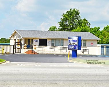 Storage Units for Rent available at 1475 Grayson Hwy, Lawrenceville, GA 30045 Photo Gallery 1