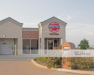 Storage Units for Rent available at 1251 North Stemmons Fwy, Lewisville, TX 75067 Photo Gallery 1