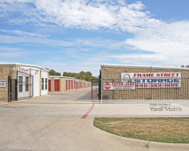 Storage Units for Rent available at 816 Frame Street, Denton, TX 76209 Photo Gallery 1