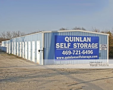 Storage Units for Rent available at 1776 East Quinlan Pkwy, Quinlan, TX 75474 Photo Gallery 1