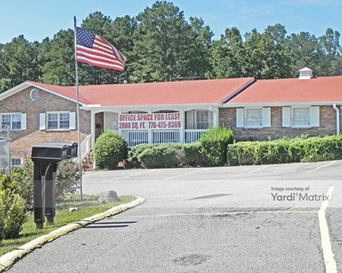 Storage Units for Rent available at 105 Mauldin Drive, Alpharetta, GA 30004 Photo Gallery 1