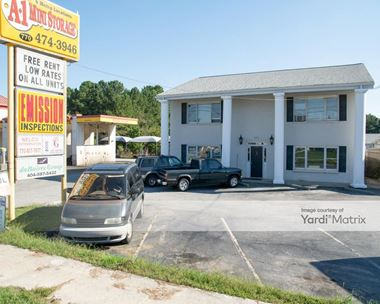 Storage Units for Rent available at 6435 Highway 42, Rex, GA 30273 Photo Gallery 1