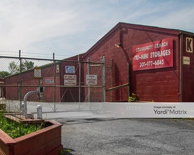 Storage Units for Rent available at 15750 Paramount Drive, Derwood, MD 20855 Photo Gallery 1