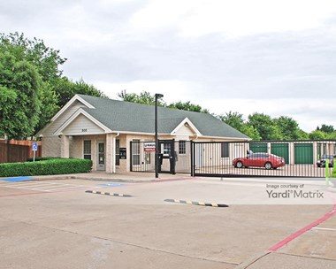 Storage Units for Rent available at 500 Buckingham Road, Richardson, TX 75081 Photo Gallery 1