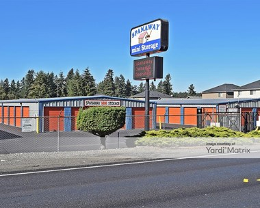 Storage Units for Rent available at 20715 8th Avenue East, Spanaway, WA 98387 Photo Gallery 1