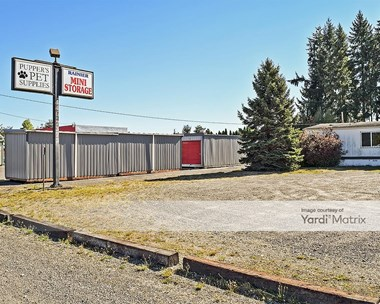Storage Units for Rent available at 306 Binghampton Street, Rainier, WA 98576 Photo Gallery 1