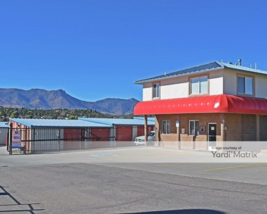Storage Units for Rent available at 6740 Vincent Drive, Colorado Springs, CO 80918 Photo Gallery 1