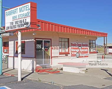 Storage Units for Rent available at 4302 North Nevada Avenue, Colorado Springs, CO 80907 Photo Gallery 1