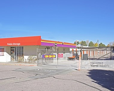 Storage Units for Rent available at 210 Mount View Lane, Colorado Springs, CO 80907 Photo Gallery 1