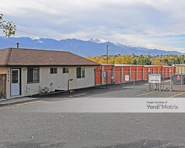 Storage Units for Rent available at 3710 Astrozon Blvd, Colorado Springs, CO 80910 Photo Gallery 1