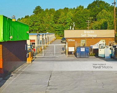 Storage Units for Rent available at 3330 Broad Rock Blvd, Richmond, VA 23224 Photo Gallery 1