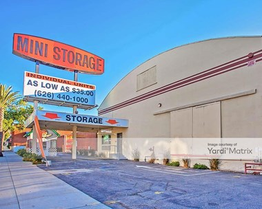 Storage Units for Rent available at 686 South Arroyo Pkwy, Pasadena, CA 91105 Photo Gallery 1