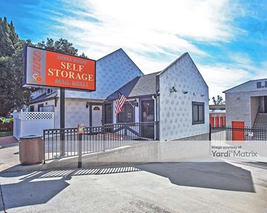 Storage Units for Rent available at 130 East Montecito Avenue, Sierra Madre, CA 91024 Photo Gallery 1