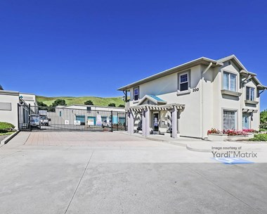 Storage Units for Rent available at 200 Purdue Road, San Ramon, CA 94583 Photo Gallery 1