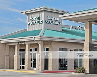 Storage Units for Rent available at 27370 McCall Blvd, Sun City, CA 92585 Photo Gallery 1