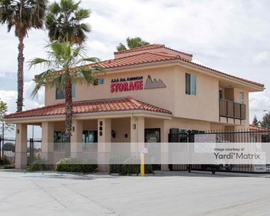Storage Units for Rent available at 505 South Mountain Avenue, Ontario, CA 91762 Photo Gallery 1