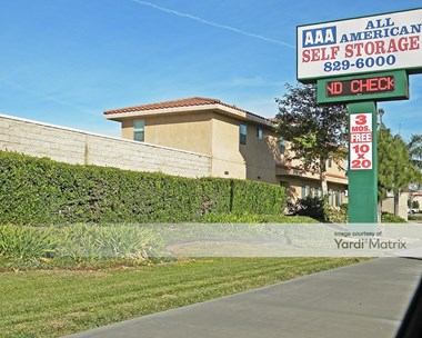 Storage Units for Rent available at 14918 Foothill Blvd, Fontana, CA 92335 Photo Gallery 1