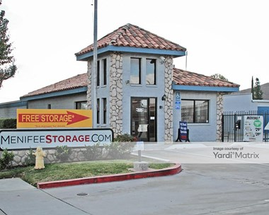 Storage Units for Rent available at 27437 Murrieta Road, Sun City, CA 92585 Photo Gallery 1