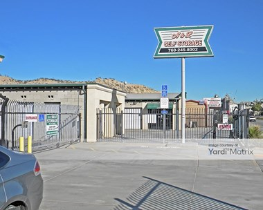 Storage Units for Rent available at 16290 D Street, Victorville, CA 92394 Photo Gallery 1