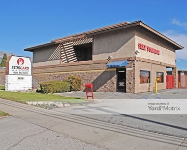 Storage Units for Rent available at 1200 North Benson Avenue, Upland, CA 91786 Photo Gallery 1
