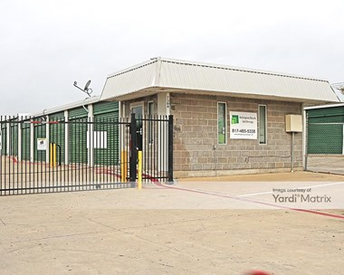Storage Units for Rent available at 1000 West Harris Road, Arlington, TX 76001 Photo Gallery 1
