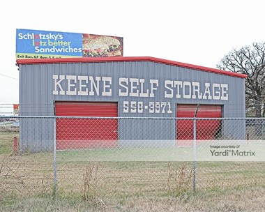 Storage Units for Rent available at 3601 East Highway 67, Cleburne, TX 76031 Photo Gallery 1