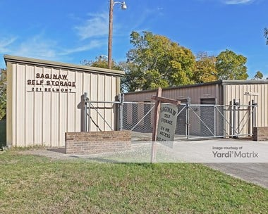 Storage Units for Rent available at 221 South Belmont Street, Saginaw, TX 76179 Photo Gallery 1