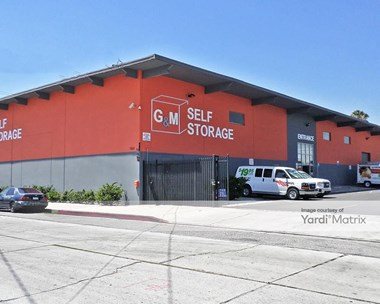 Storage Units for Rent available at 7523 Woodman Place, Van Nuys, CA 91405 Photo Gallery 1