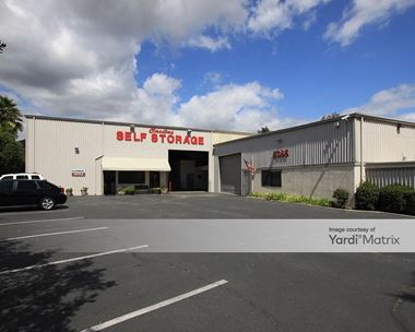 Storage Units for Rent available at 5386 North Ventura Avenue, Ventura, CA 93001 Photo Gallery 1
