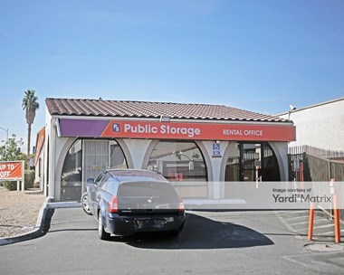 Storage Units for Rent available at 1400 East Tropicana Avenue, Las Vegas, NV 89119 Photo Gallery 1