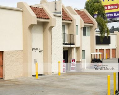 Storage Units for Rent available at 4680 Alvarado Canyon Road, San Diego, CA 92120 Photo Gallery 1