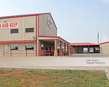 Storage Units for Rent available at 16430 South Fm 156, Justin, TX 76247 Photo Gallery 1