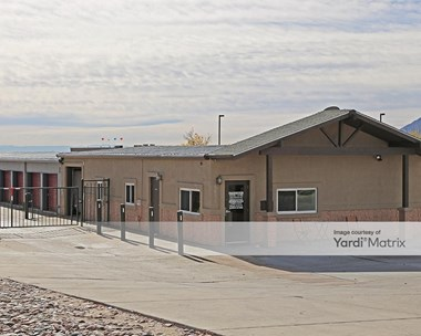 Storage Units for Rent available at 5835 Omaha Blvd, Colorado Springs, CO 80915 Photo Gallery 1
