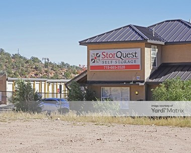 Storage Units for Rent available at 125 Higginbotham Road, Manitou Springs, CO 80829 Photo Gallery 1