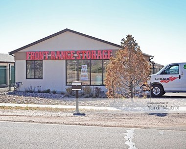 Storage Units for Rent available at 2145 3Rd Street, Monument, CO 80132 Photo Gallery 1