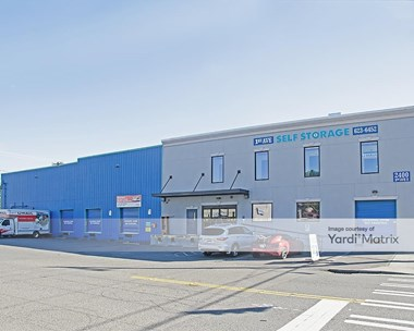 Storage Units for Rent available at 2400 1St Avenue South, Seattle, WA 98134 Photo Gallery 1