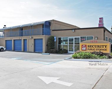 Storage Units for Rent available at 7676 Slater Avenue, Huntington Beach, CA 92647 Photo Gallery 1