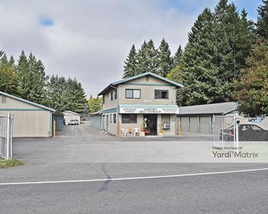 Storage Units for Rent available at 7547 Henderson Blvd SE, Olympia, WA 98501 Photo Gallery 1