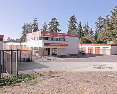 Storage Units for Rent available at 8520 Phillips Road SW, Lakewood, WA 98498 Photo Gallery 1