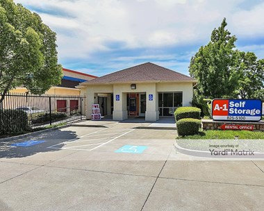 Storage Units for Rent available at 5296 Concord Blvd, Concord, CA 94521 Photo Gallery 1